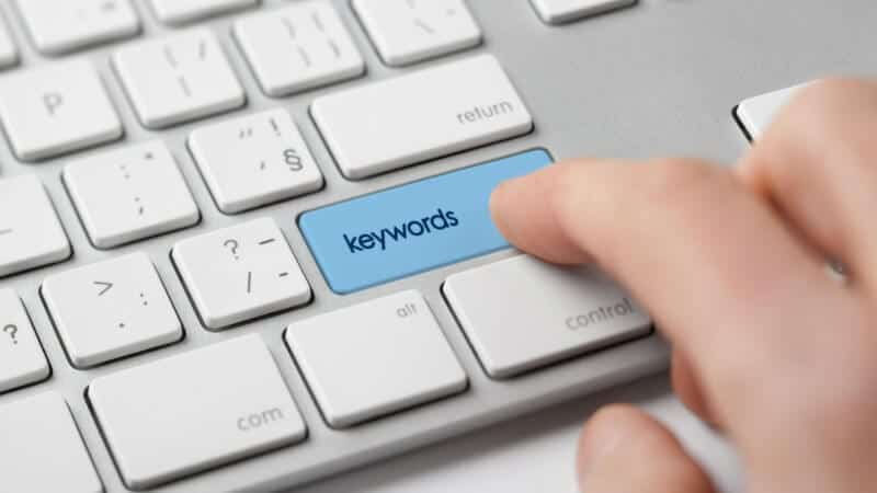 Choose a Keyword Term or Phrase